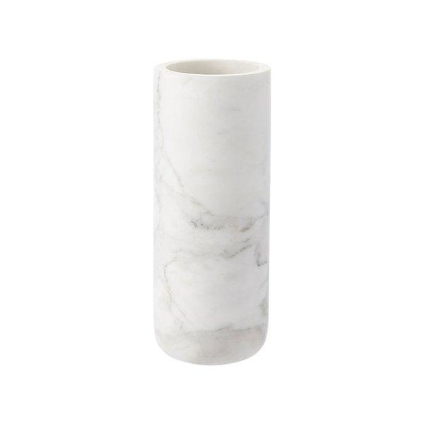 CB2 Marble Vase