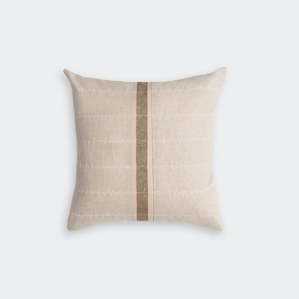 Louise Gray Mora Throw Pillow