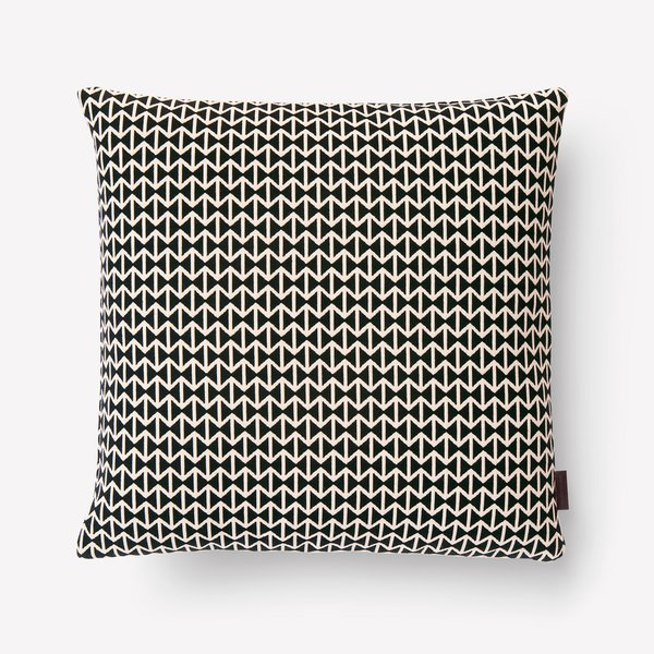 Maharam Double Triangles Pillow