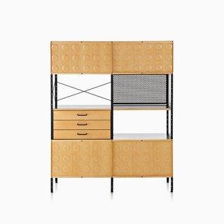 Herman Miller Eames Storage Unit, 4x2