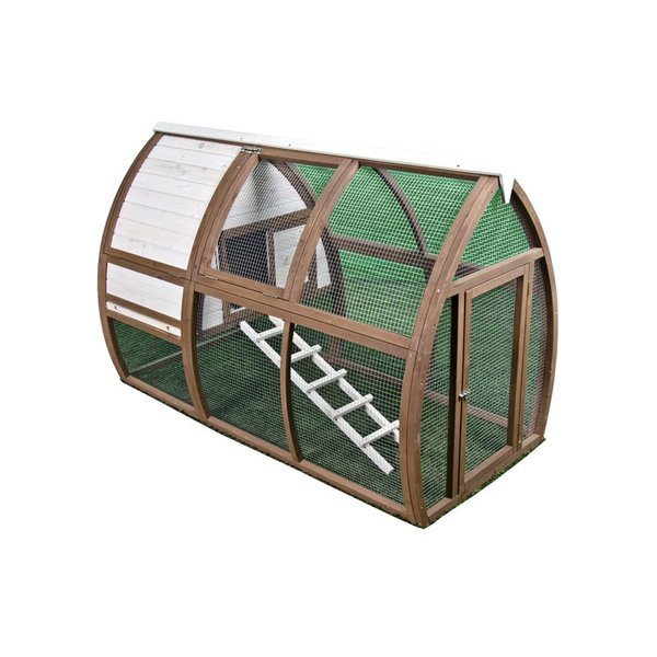 Ware Manufacturing Backyard Chicken Coop/House Open Air Hutch