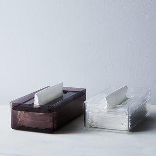 Yamazaki Acrylic Tissue Case