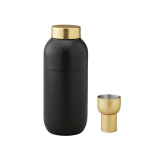 Stelton Collar Cocktail Shaker & Measuring Cup