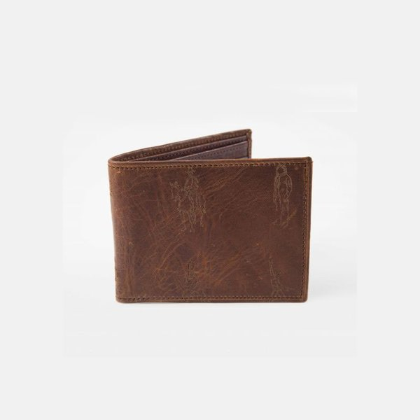 Moore & Giles Richard Haines Bi-Fold Wallet