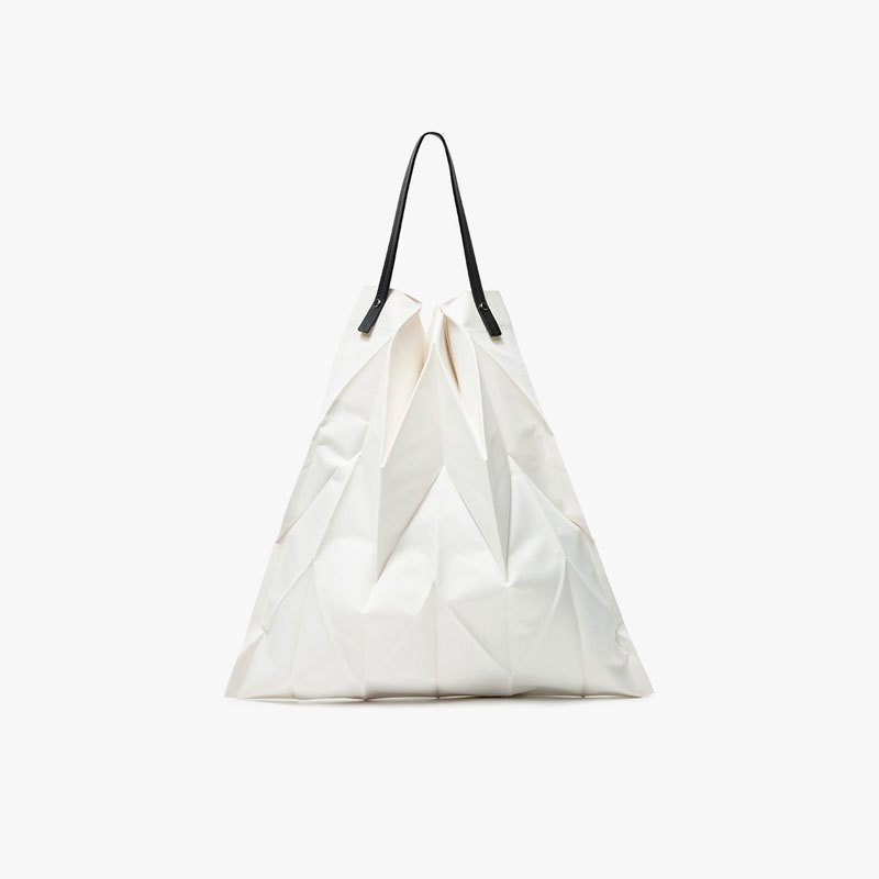 c3583df240ba Iittala x Issey Miyake Tote Bag in Ivory by YLiving - Dwell
