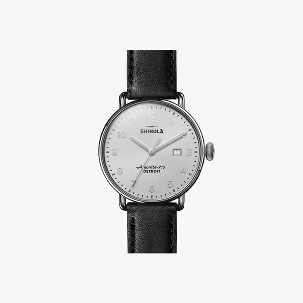Shinola The Canfield 43mm Watch