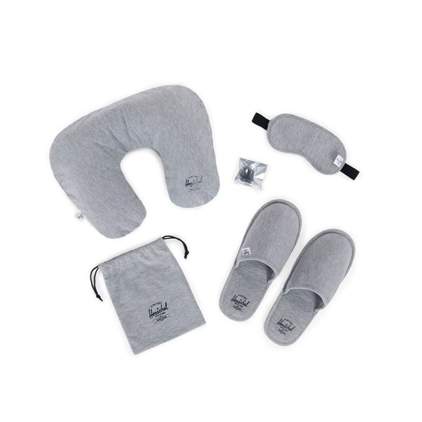 Herschel Supply Co. Amenity Kit in Heather Grey