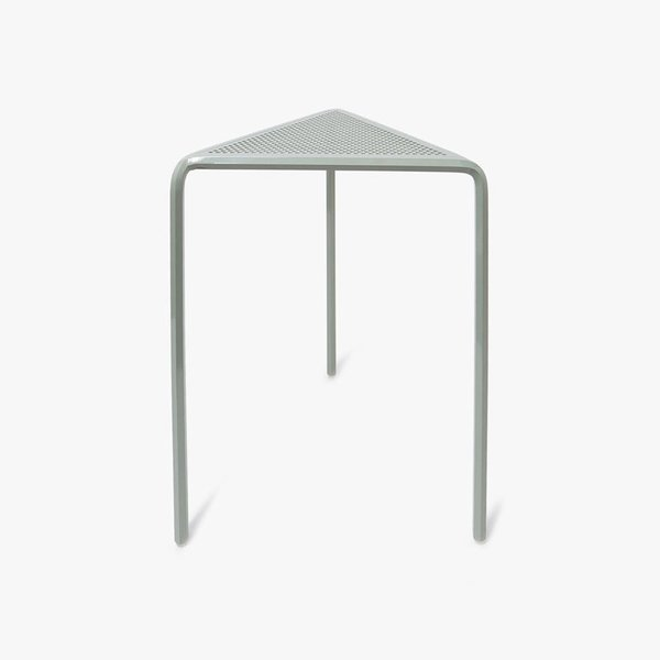 Eric Trine Rod + Perf Stool/Table in Sage