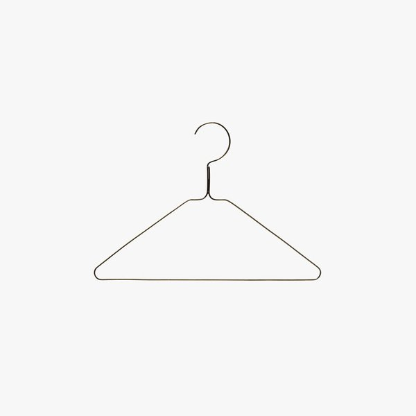 Fog Linen Shirt Hanger