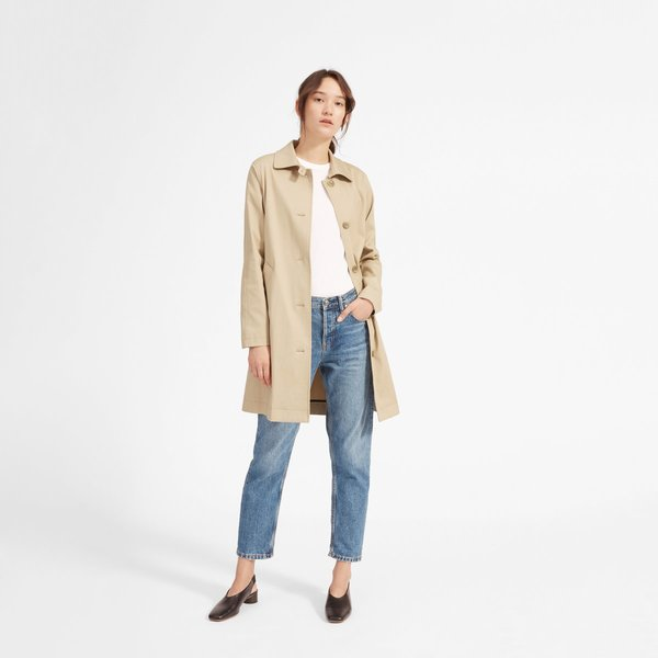 Everlane Mac Coat
