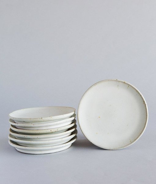 Gjusta Goods Bread Plate - White