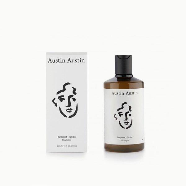Austin Austin Organic Bergamont and Jasmine Shampoo