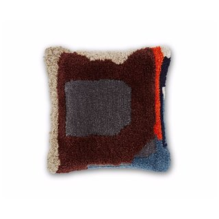 Tom Dixon Abstract Cushion Wine
