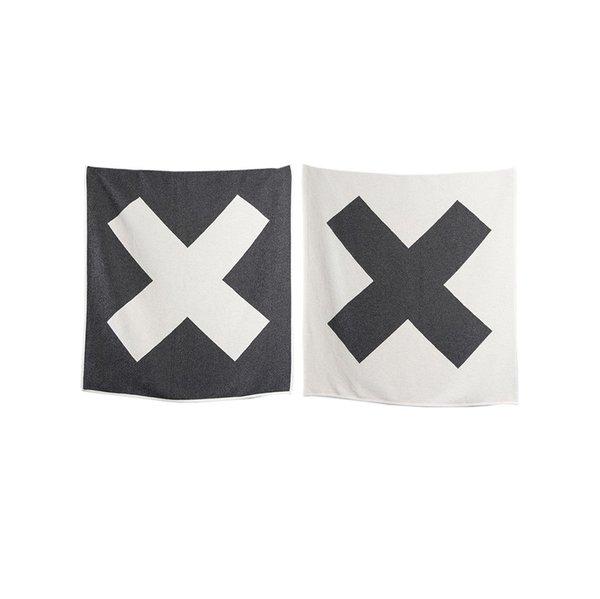 ZigZagZurich X Marks the Spot Cotton Blanket