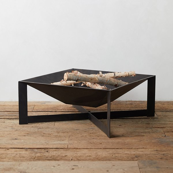 Terrain Low Cross Leg Fire Pit