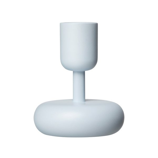 Iittala Nappula Candle Holder – Aqua