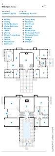 Wittmann House floor plan