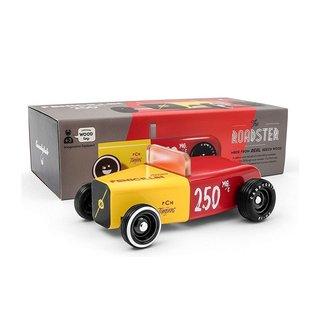 Candylab Toys – Outlaw Penicillin Wooden Car