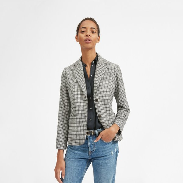 Everlane Women's Wool Academy Blazer