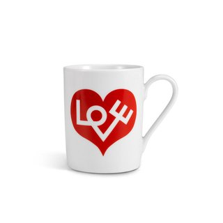 Vitra Coffee Mug - Love Heart
