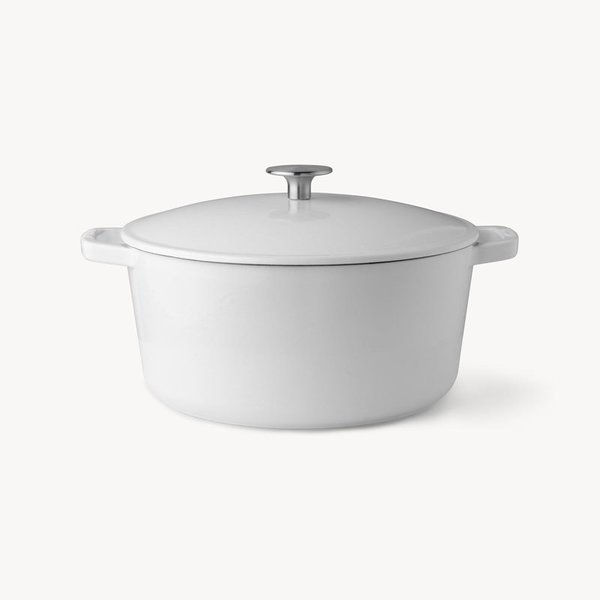 Milo Classic Dutch Oven in White