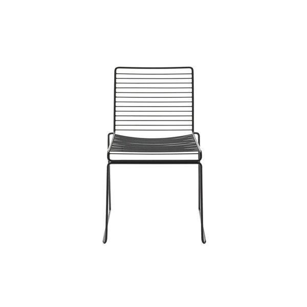 HAY Hee Dining Chair, Black