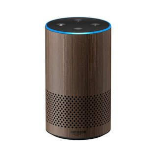 Amazon Echo (2nd Generation) With Walnut Finish