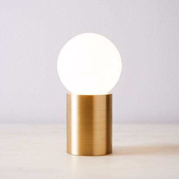 Menu Brass Socket Table Lamp