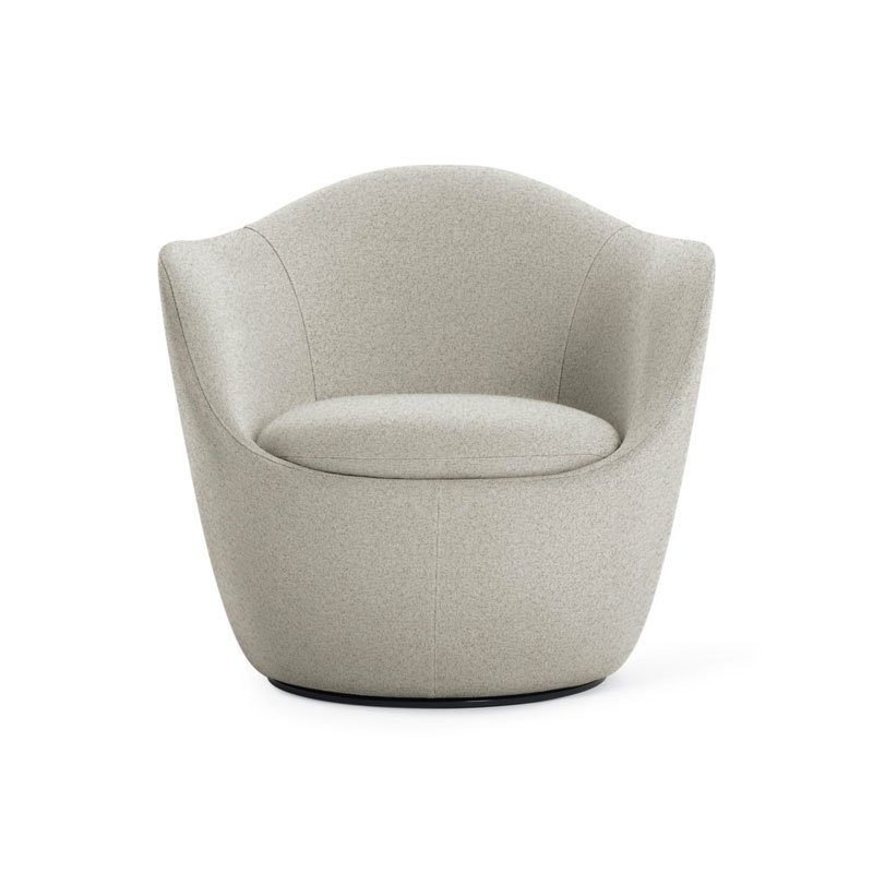 Sensational Lina Swivel Chair By Design Within Reach Dwell Creativecarmelina Interior Chair Design Creativecarmelinacom