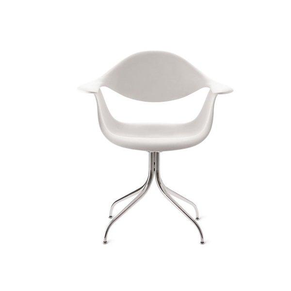 Herman Miller Nelson Swag Leg Molded Chair
