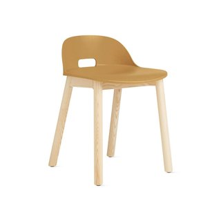 Emeco Alfi Chair, Low Back