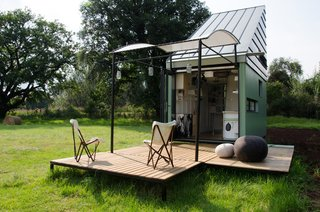 Savvy Prefab Pod Concept For South Africans