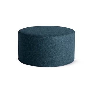 Softline Drum Pouf - Wide
