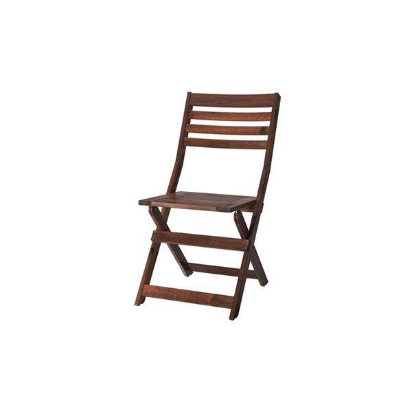 IKEA ÄPPLARÖ Outdoor Foldable Chair