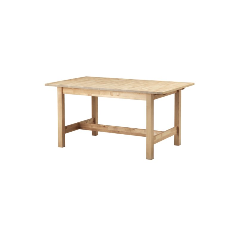 Ikea Norden Extendable Table By Dwell