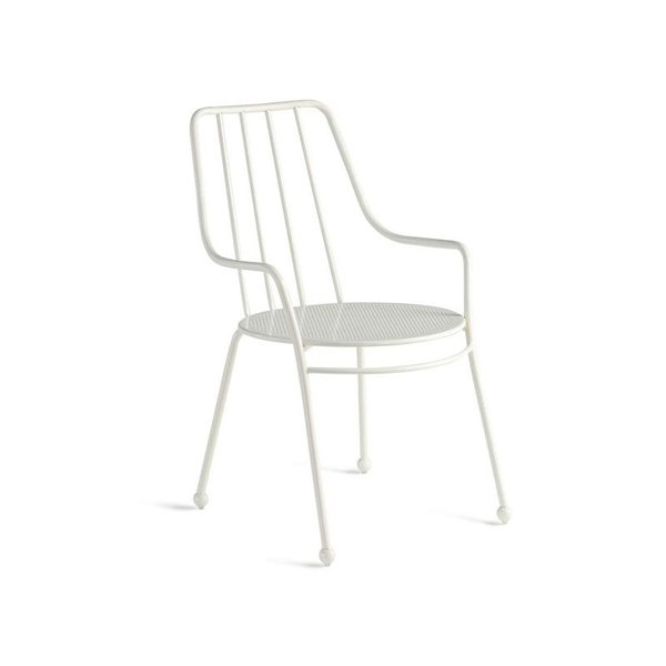 Now House by Jonathan Adler Elemental Dining Chair, White