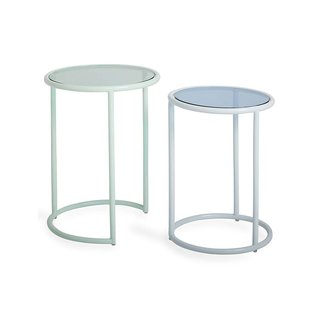Now House by Jonathan Adler Vally Nesting Side Tables Set of 2
