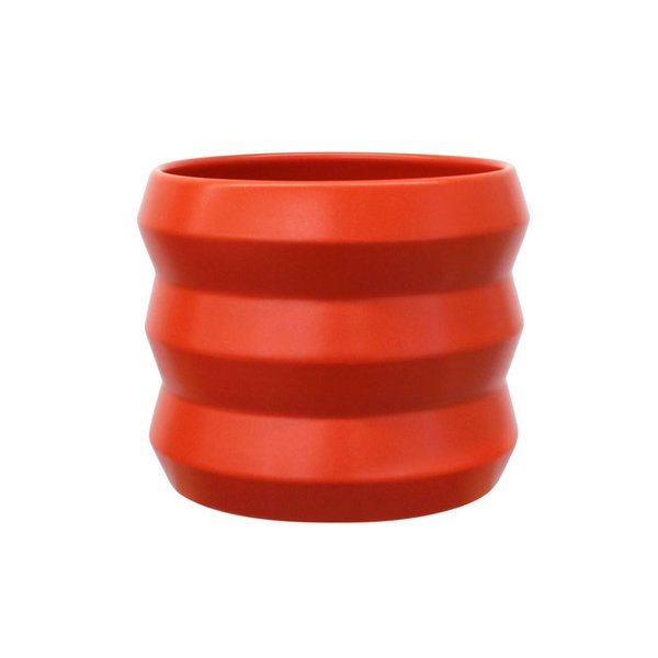 Corbé Homesteader Medium Planter in Poppy