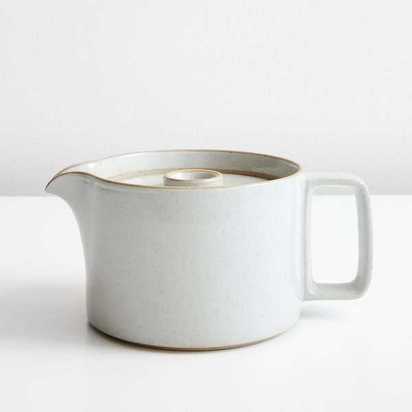 Hasami Gloss Gray Tea Pot 40oz