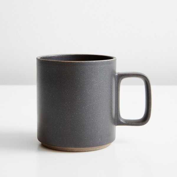 Hasami Black Mug 13oz