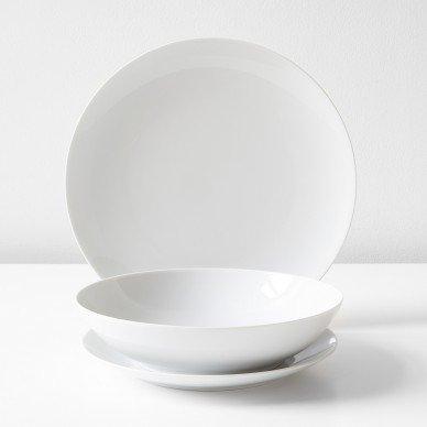 Medaillon 3 Piece Dinnerware Set