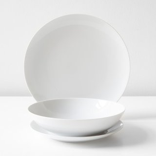 Medaillon 3 Piece Dinnerware Set