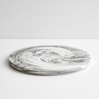 Carrara Serving Platter
