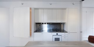 An Architect Goes Minimalist to the Max With His Home Renovation in Queens