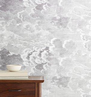 Fornasetti Nuvolette Wallpaper