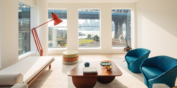 A California Couple Give a Cookie-Cutter Brooklyn Condo Some Personality
