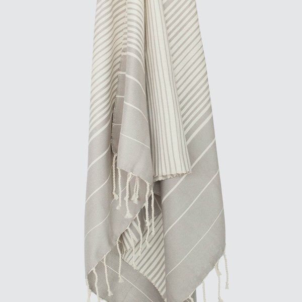 Anima Towels (Stone Grey)