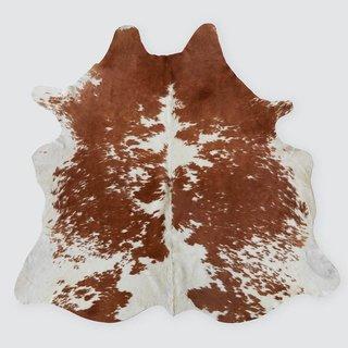 Cordoba Cowhide Rug (Brown, 6' x 7')