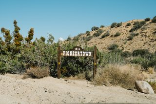 Pioneertown, California, was founded in 1946 by Hollywood investors—including Roy Rogers and Gene Autry—who wanted to create an Old West movie set that visitors could interact with.