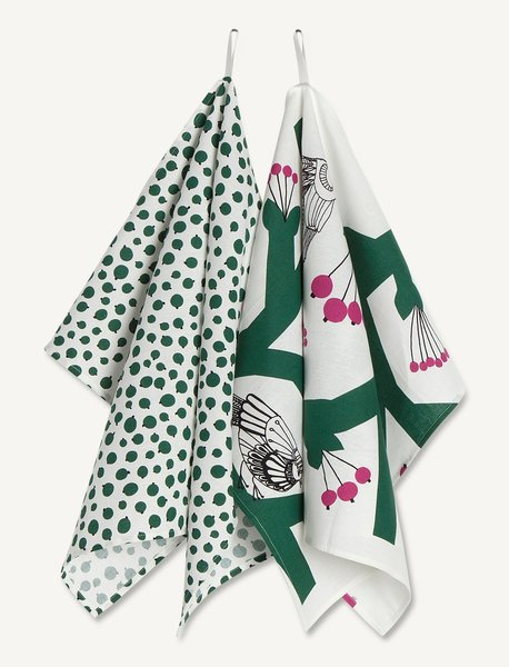 Pikkupakkanen Kitchen Towel Set